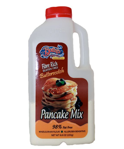 Butterscotch Pancake Mix 250g