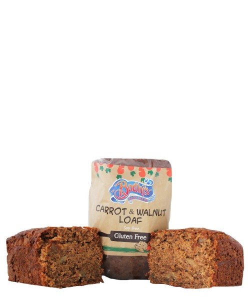 Carrot & Walnut Loaf 450g