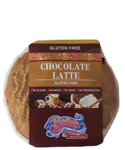 Gluten Free - Chocolate Latte Cookie Counter Box (10 x 60g)