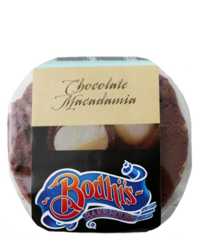 Gluten Free - Chocolate Macadamia Cookie Counter Box (10 x 60g)