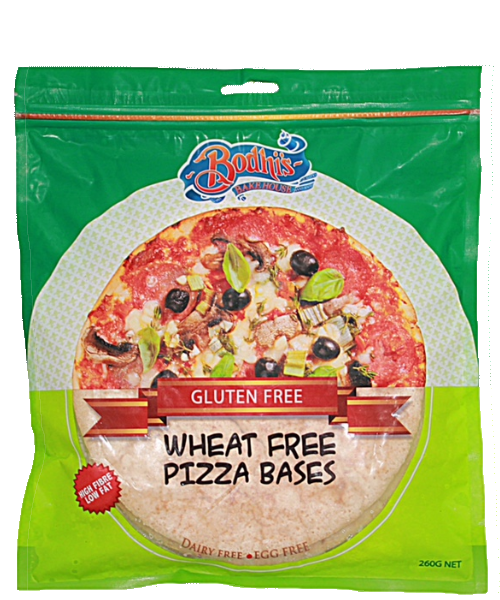 Gluten and Wheat Free Pizza Base 2pk