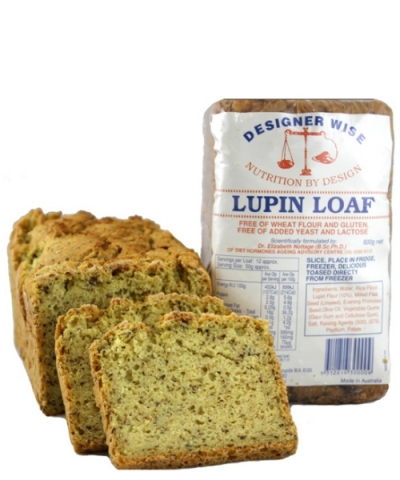 Lupin Loaf 600g