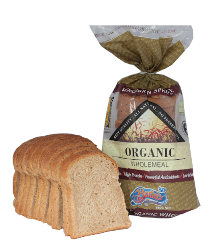 Organic Wholemeal