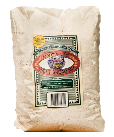 Spelt Organic Home Bread Mix 2kg