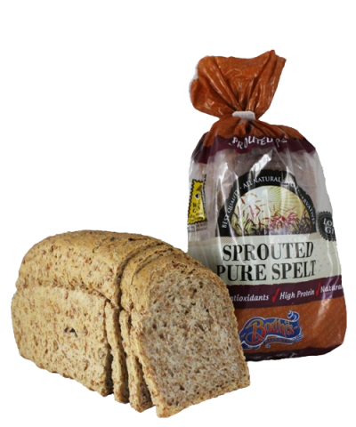 Sprouted Pure Spelt Bread 540g