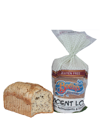 Gluten Free Ancient Loaf 550g