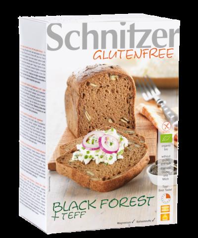 Schnitzer Gluten Free Organic Black Forest
