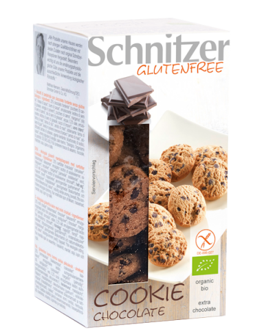 Schnitzer Gluten Free Organic Chocolate Cookie