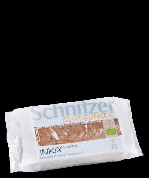 Schnitzer Gluten Free Organic Inka Schnitten