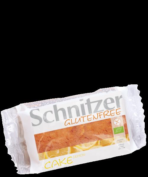 Schnitzer Gluten Free Organic Lemon Cake