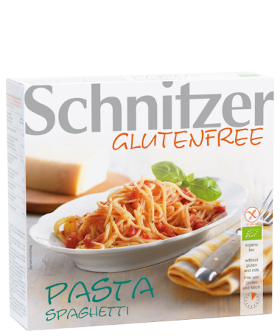 Schnitzer Gluten Free Organic Spaghetti Pasta
