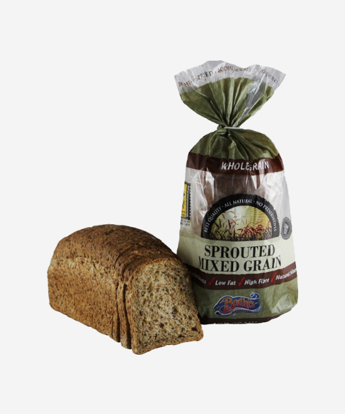 Sprouted Wholegrains