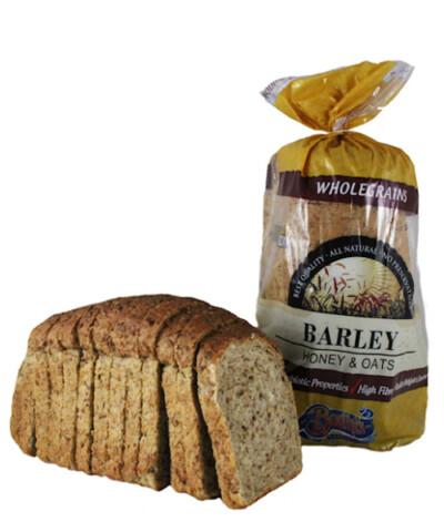 Barley Honey Oats 580g