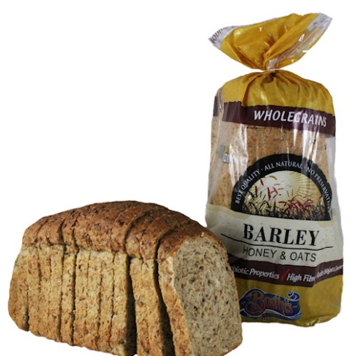 Barley Honey & Oats 580g