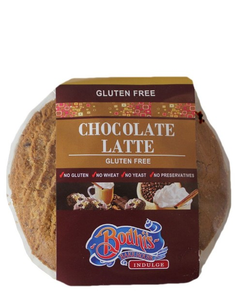 Gluten Free - Chocolate Latte Cookie Counter Box (10 x 60g)