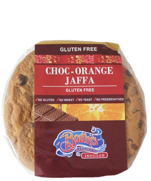 Gluten Free - Chocolate Orange Jaffa Cookie Counter Box (10 x 60g)