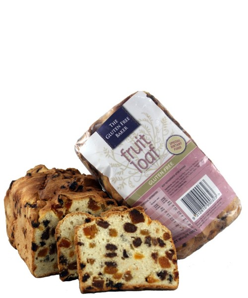 Gluten Free Fruit Loaf 650g