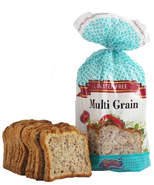 Multi Grain Gluten Free 550g