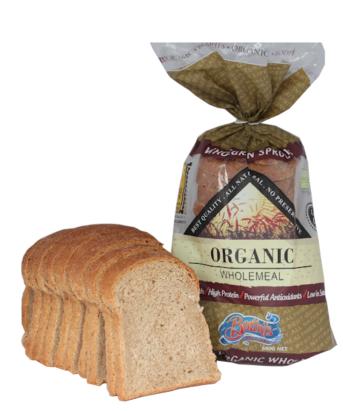Organic Wholemeal