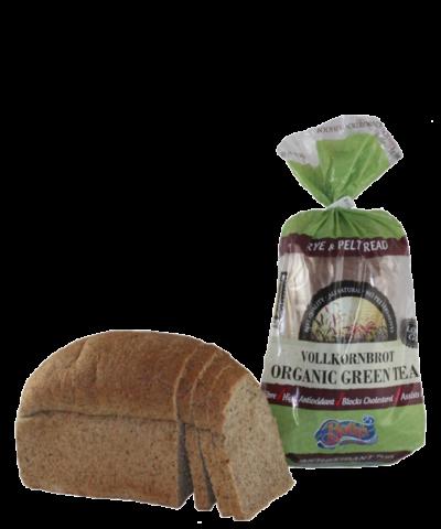 Vollkornbrot with Organic Green Tea 580g