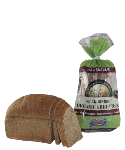 Vollkornbrot with Organic Green Tea 580g