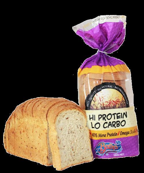 Hi Protein Lo Carbo 580g
