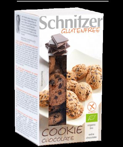 Schnitzer Gluten Free Organic Chocolate Cookie