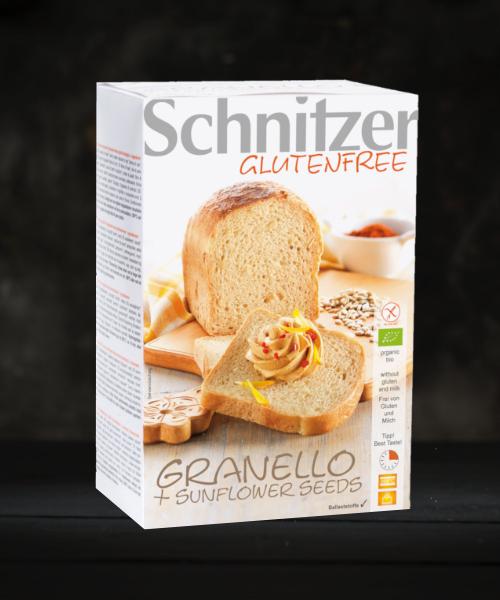 Schnitzer Gluten Free Granello Sunflower Seeds 2pk