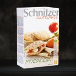 Schnitzer Gluten Free Organic Focaccia